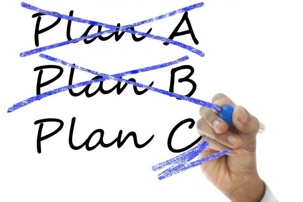 Plan B und C für den Schlickeralmlauf
